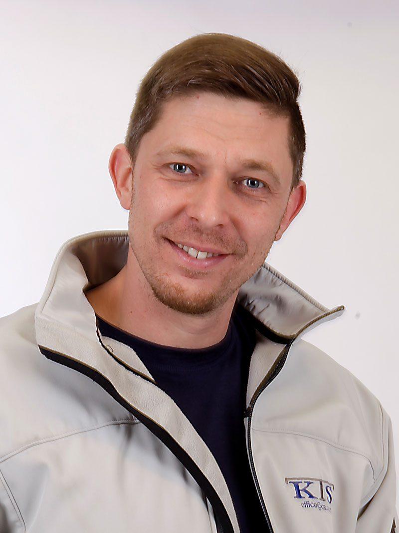 Patrick Schöffmann, Inhaber KTS Kabel Tech Schöffmann in Villach